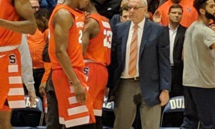 Jim Boeheim Pissed Himself as Syracuse Upset Duke