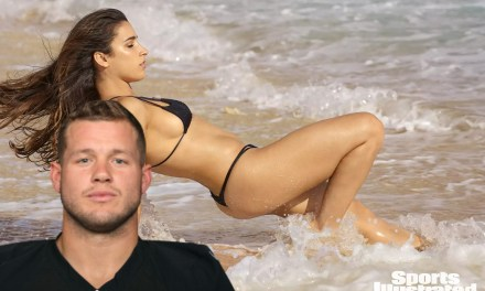 Former NFL Player Colton Underwood Speaks Out About His 'First Love' Aly Raisman