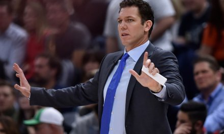 Lakers' Management Will Continue To Support Luke Walton At Least Through End Of Season