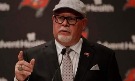 Bruce Arians Sees Way Too Much 'Diva' In Antonio Brown
