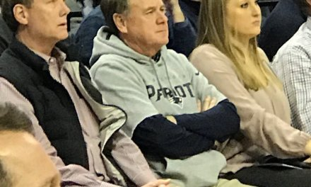 Bill Belichick Lookalike Got Booed At Grizzlies Game