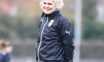 Female German Soccer Coach Has An Interesting Way of Picking her Players