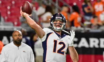 Paxton Lynch is Back in the NFL