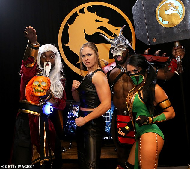 Ronda Rousey Is The New Voice Of Sonya Blade In Mortal
