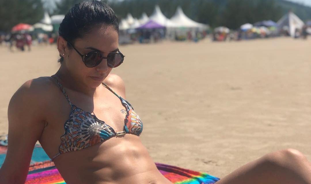 Meet UFC's Newest Female MMA Star Ariane Lipski
