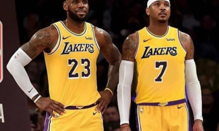 LeBron's Trainer Posts About Carmelo Anthony Joining the Lakers on Instagram, LeBron Likes It