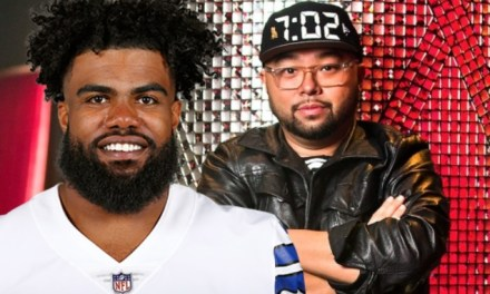 Details of the Fight Between Ezekiel Elliott and DJ Franzen in Vegas