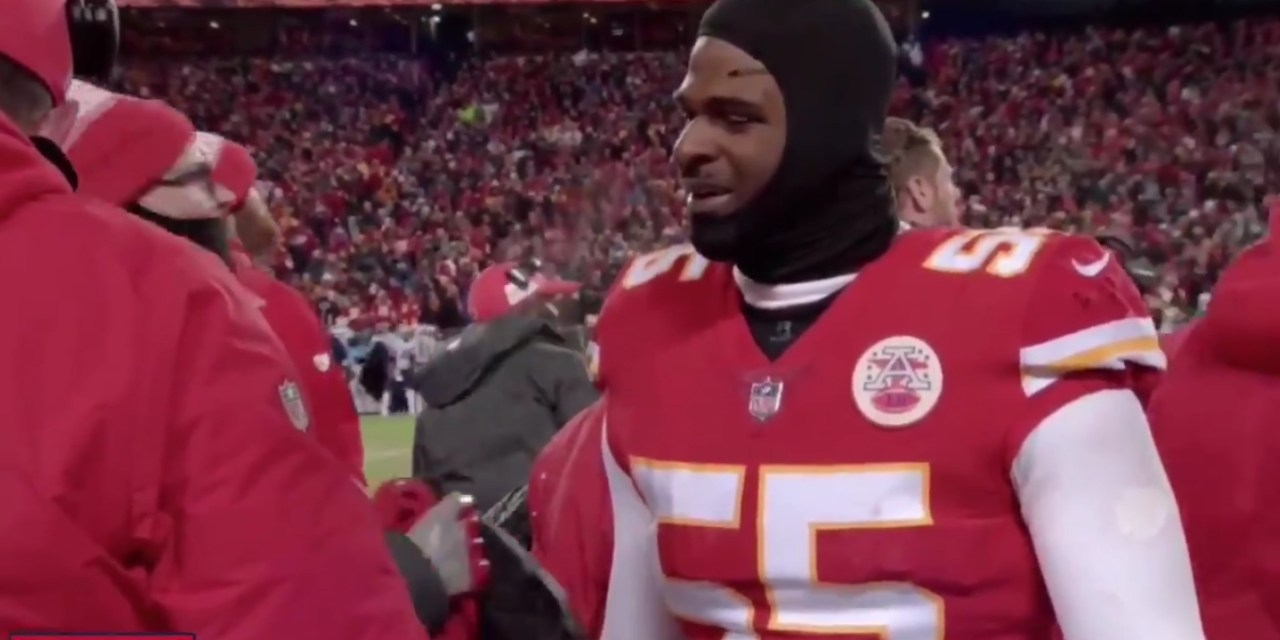 Chiefs Linebacker Dee Ford Was Shocked He Lined Up Offsides