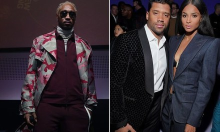 Future Says He has 'No Problems' with Russell Wilson