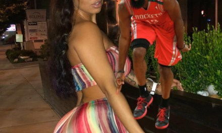 James Harden is Allegedly The Father of Ashlee Monroe's Baby