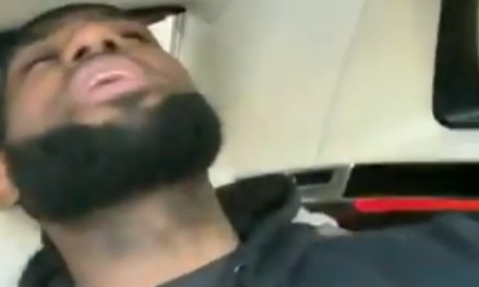 "LeBron James Serenades Kyrie Irving with Fetty Wap's ""Rewind"""