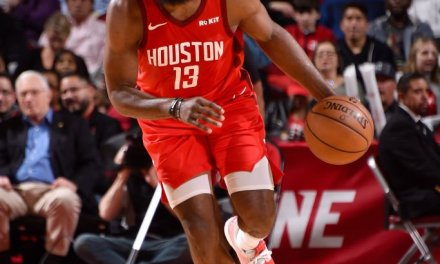 James Harden Goes Under on Casino Record With Over/Under Of 42.5 Points