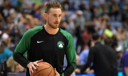 "Warriors Player Calls Gordon Hayward a ""Liability"" on Both Ends"