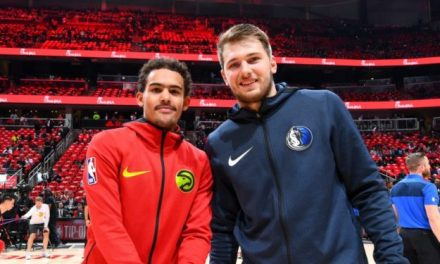 Trae Young Says He'll Be Better than Luka Doncic In 5-10 years