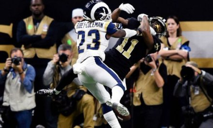 NFL to Consider Judgment Challenge Following No-Call Controversy
