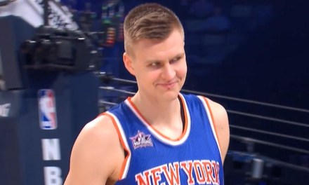Mavericks are Finalizing a Deal with the Knicks for Kristaps Porzingis