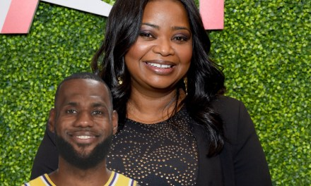 LeBron James Fought For Octavia Spencer to Get Equal Pay
