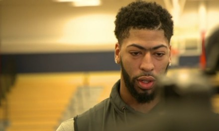 "Anthony Davis on Trade Request ""It's My Time to Move On"""