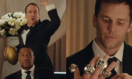 NFL 100 Super Bowl Commercial Had a Lot More Action than the Actual Game