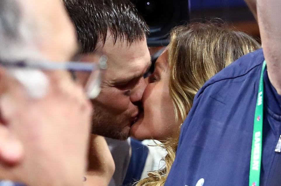 Tom Brady And Gisele Shared a Special Moment With the World After The Game