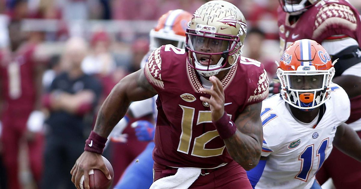 Former Florida State QB Deondre Francois Enters Name in the
