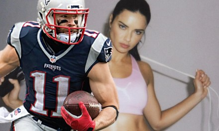 Adriana Lima and Julian Edelman are Back Together?