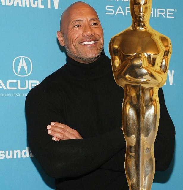 The Rock Was the First Choice to Host the Oscars