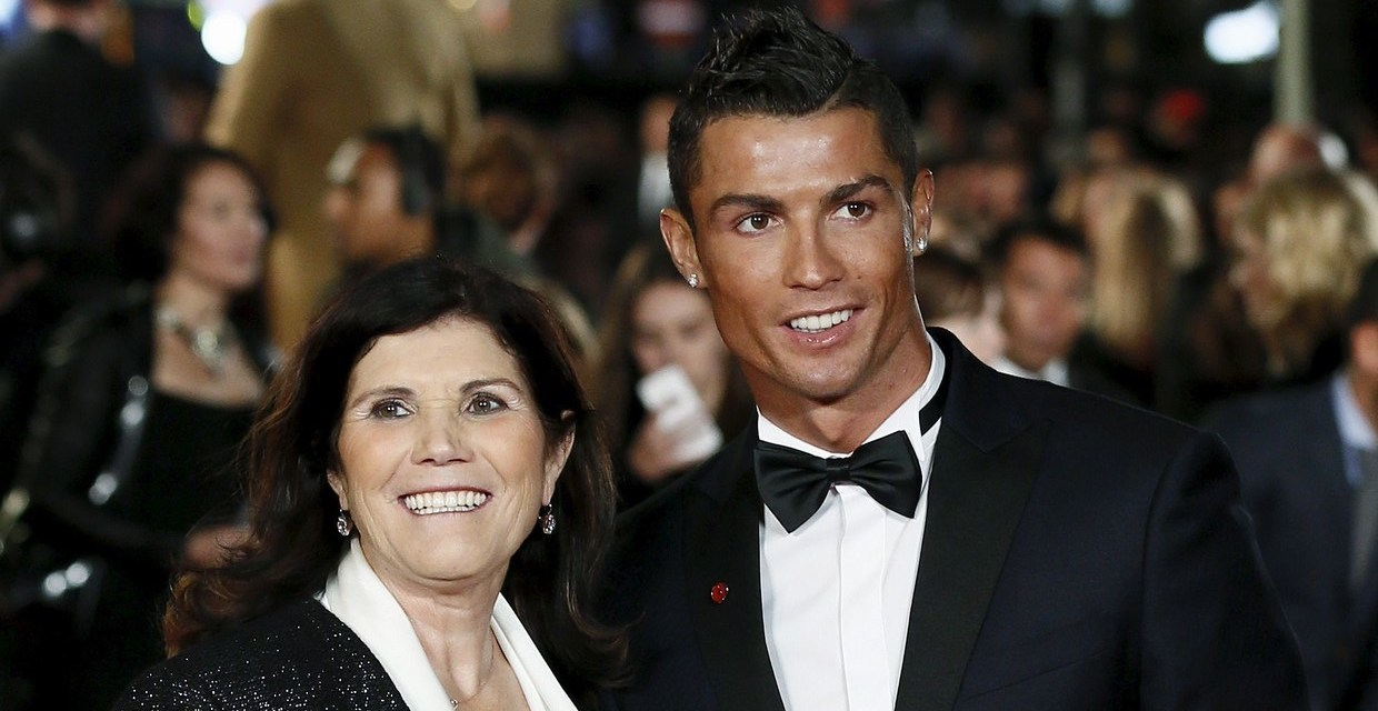 Cristiano Ronaldo's Mother Speaks Out over Rape Claims