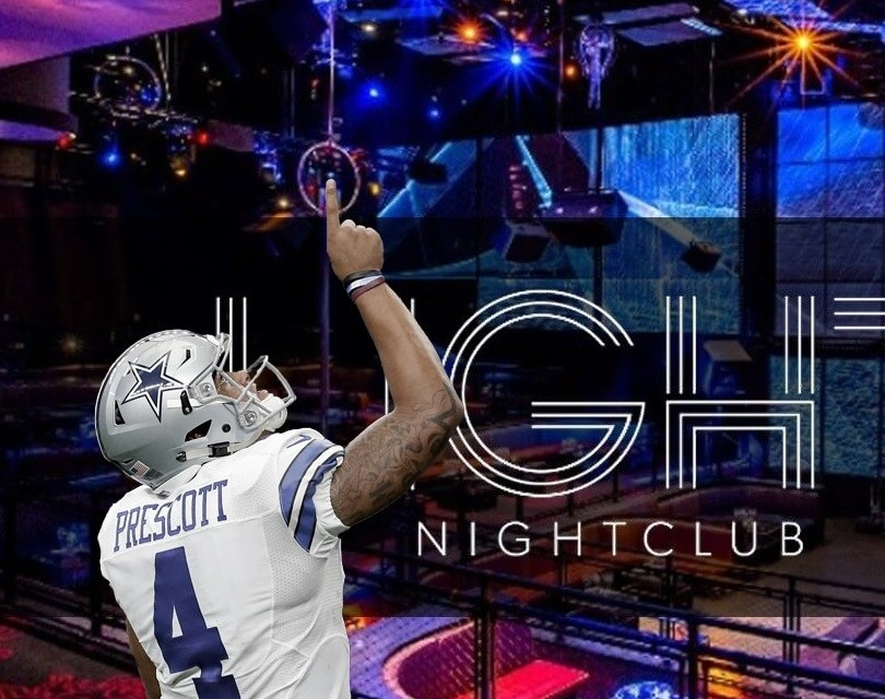 More Details of Dak Prescott and His Entourage's Incident with a Fan in Las Vegas