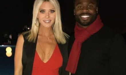 "Chargers Jahleel Addae and His Fiancee Lindsey Nelson are Catching Heat for a ""More Light Skin Kids"" Toast"