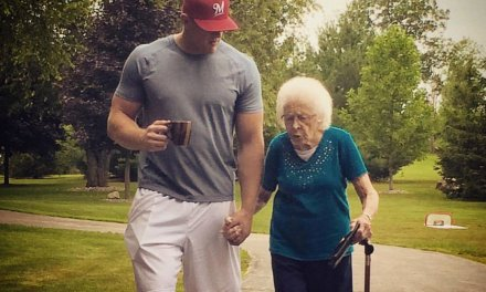 J.J. Watt Has Issue With Someone Criticizing Him During his Great-Grandmother's Passing