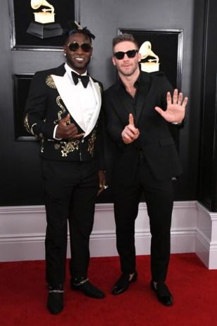 Julian+Edelman+61st+Annual+Grammy+Awards+Arrivals+UhiiVedcL_Gl_MTYxOTI0Njk3ODU0ODQ2MjU0