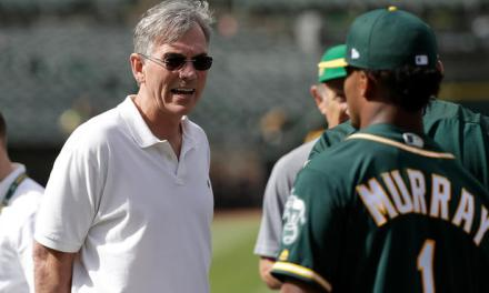 The A's Can't Quit Kyler Murray