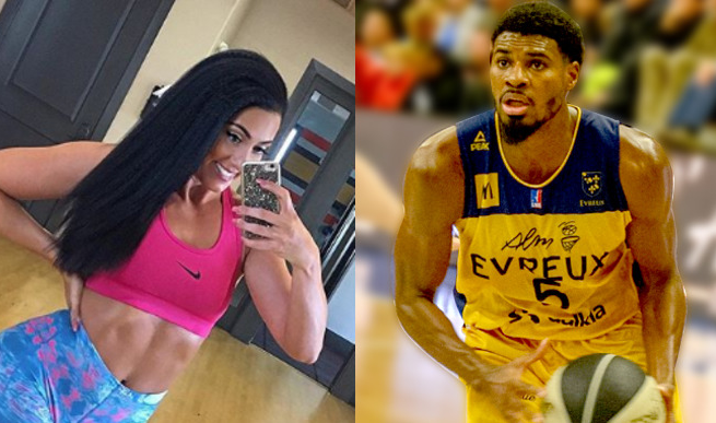 European Basketball Player Antwan Scott Accused of Assaulting Personal Trainer and Fitness Model Megan Turner