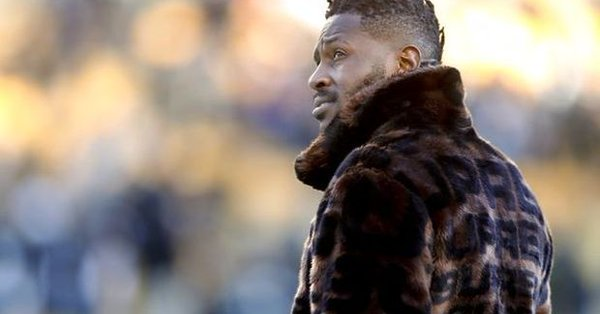 Antonio Brown Found Guilty of Driving over 100 MPH