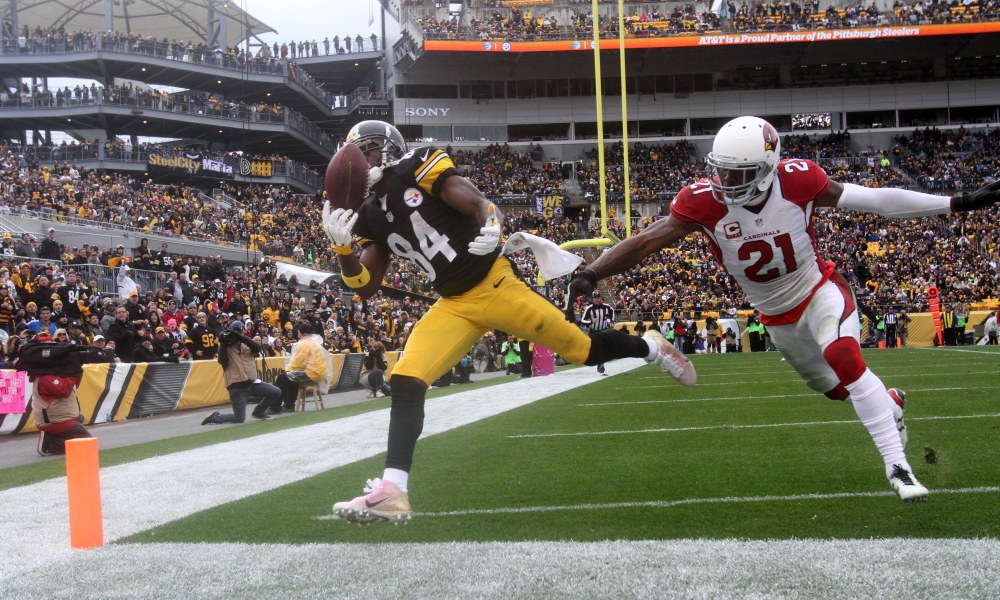 Arizona Cardinals CB Patrick Peterson Reaches Out to Antonio Brown after Trade Request