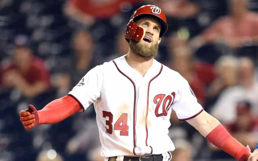 Bryce Harper Says His Free Agency is Actually Slower than People Think