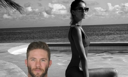 Model Connected to Julian Edelman Hints She's Back With Him on Valentine's Day