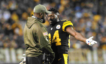 Steelers Owner in Florida to Meet with Antonio Brown, Receiver has no Intentions of Meeting with Him