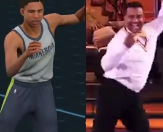 Alfonso Ribeiro Loses Carlton Copyright For NBA2K Dance Lawsuit