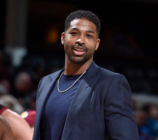 Tristan Thompson Spent Valentine's Day 'Hitting Up Girls' At L.A. Bar