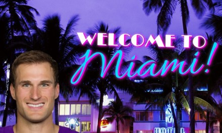 Kirk Cousins Pisses Off Vikings Fans Over Tweet About Miami Weather