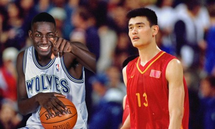 Team USA Had a $1 Million 'Bounty' To Dunk On Yao Ming During 2000 Olympics