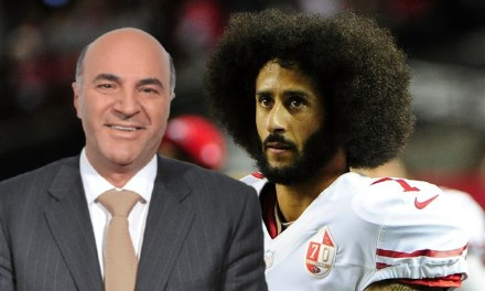 Kevin O'Leary Of Shark Tank Has a Lot to Say About Colin Kaepernick