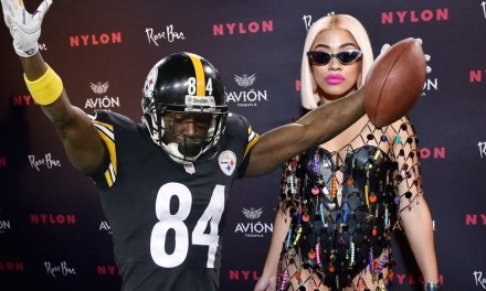 Cardi B's Sister Hennessy Posted a Pic of Antonio Brown