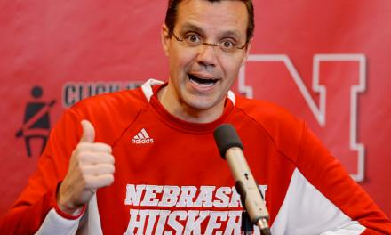 """Nebraska Head Basketball Coach Tim Miles Isn't Worried at All About Being Fired """"I'm Still a Millionaire"""""""