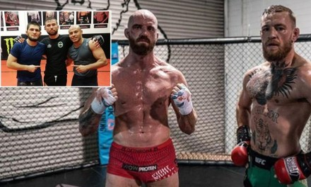 Conor McGregor Teammate Slams Opponent For Training With Khabib