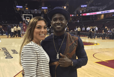 Antonio Brown's Baby Momma Called Him and His Girlfriend Chelsie Kyriss Out on Instagram