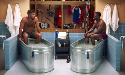 Kevin Hart Welcomes NASCAR Driver Bubba Wallace to Cold As Balls