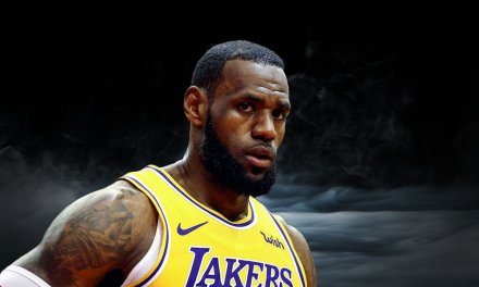 LeBron Says Lakers 'Wrong Franchise' If You're Distracted